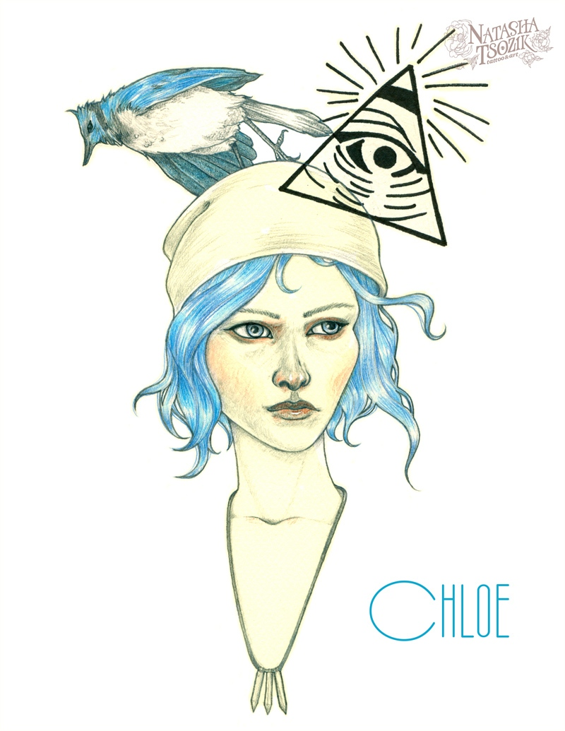 Life is strange-Chloe by Natasha Tsozik