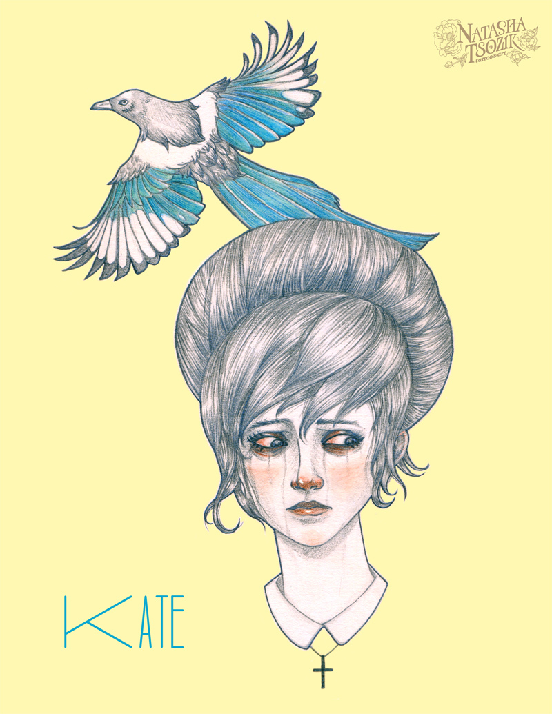 Life is strange-Kate by Natasha Tsozik