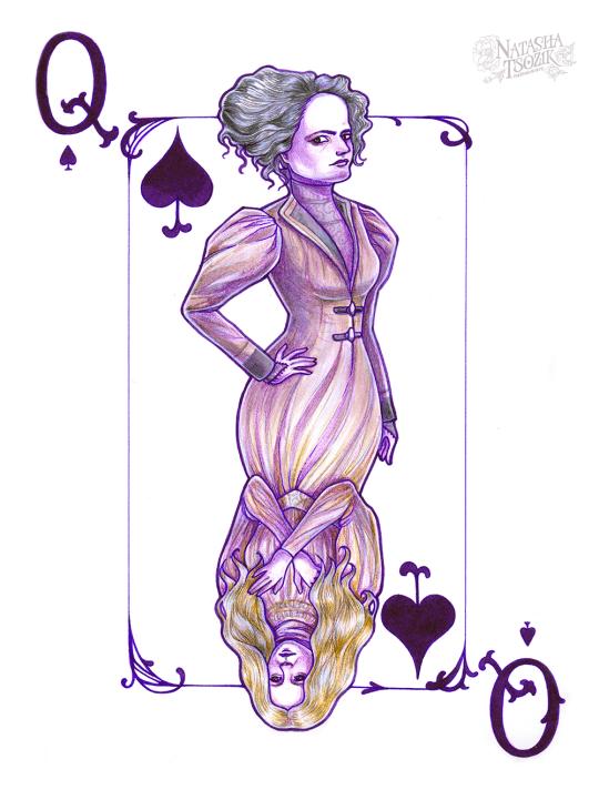 Penny Dreadful by Natasha Tsozik