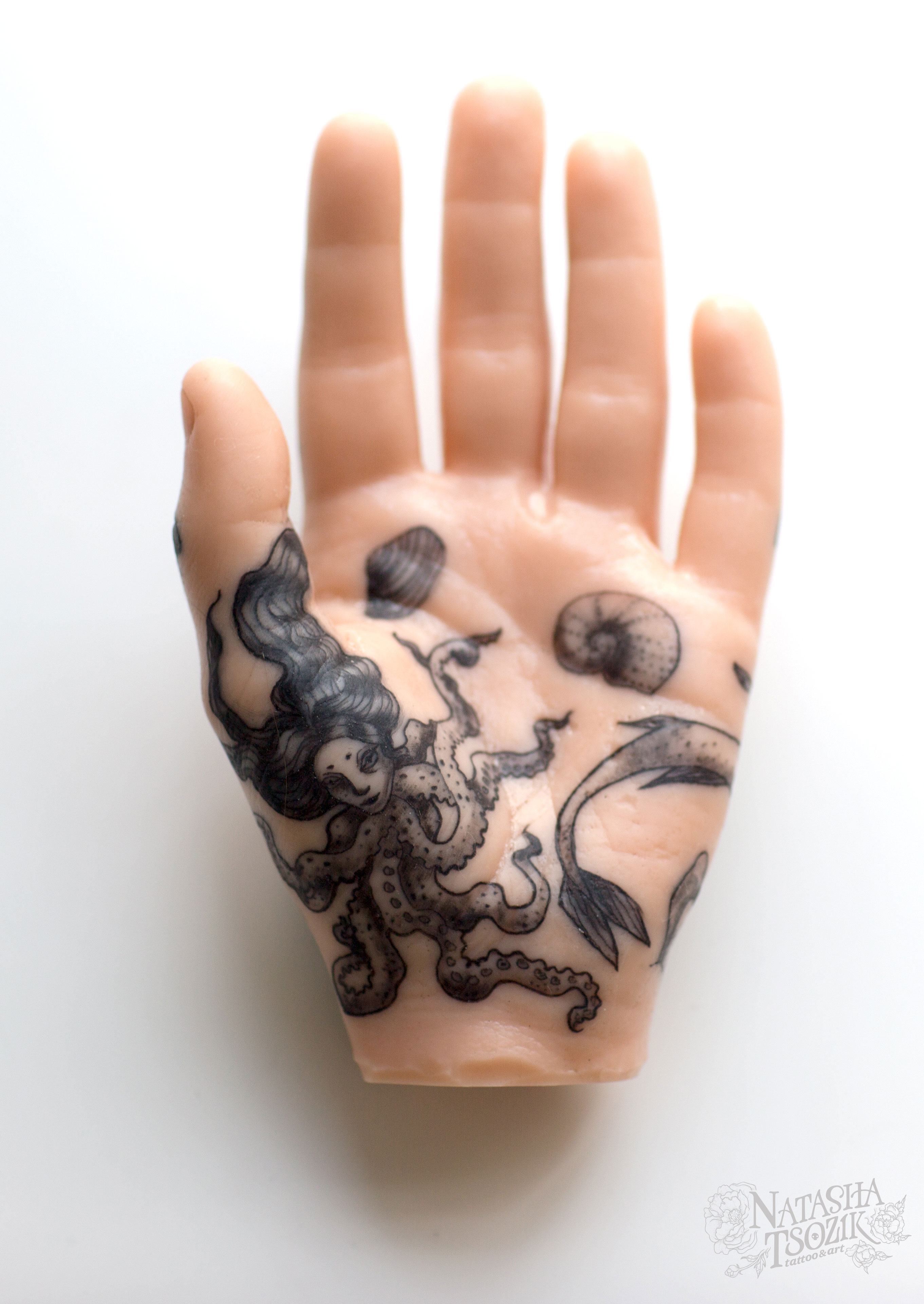 rubber hand1 by Natasha Tsozik